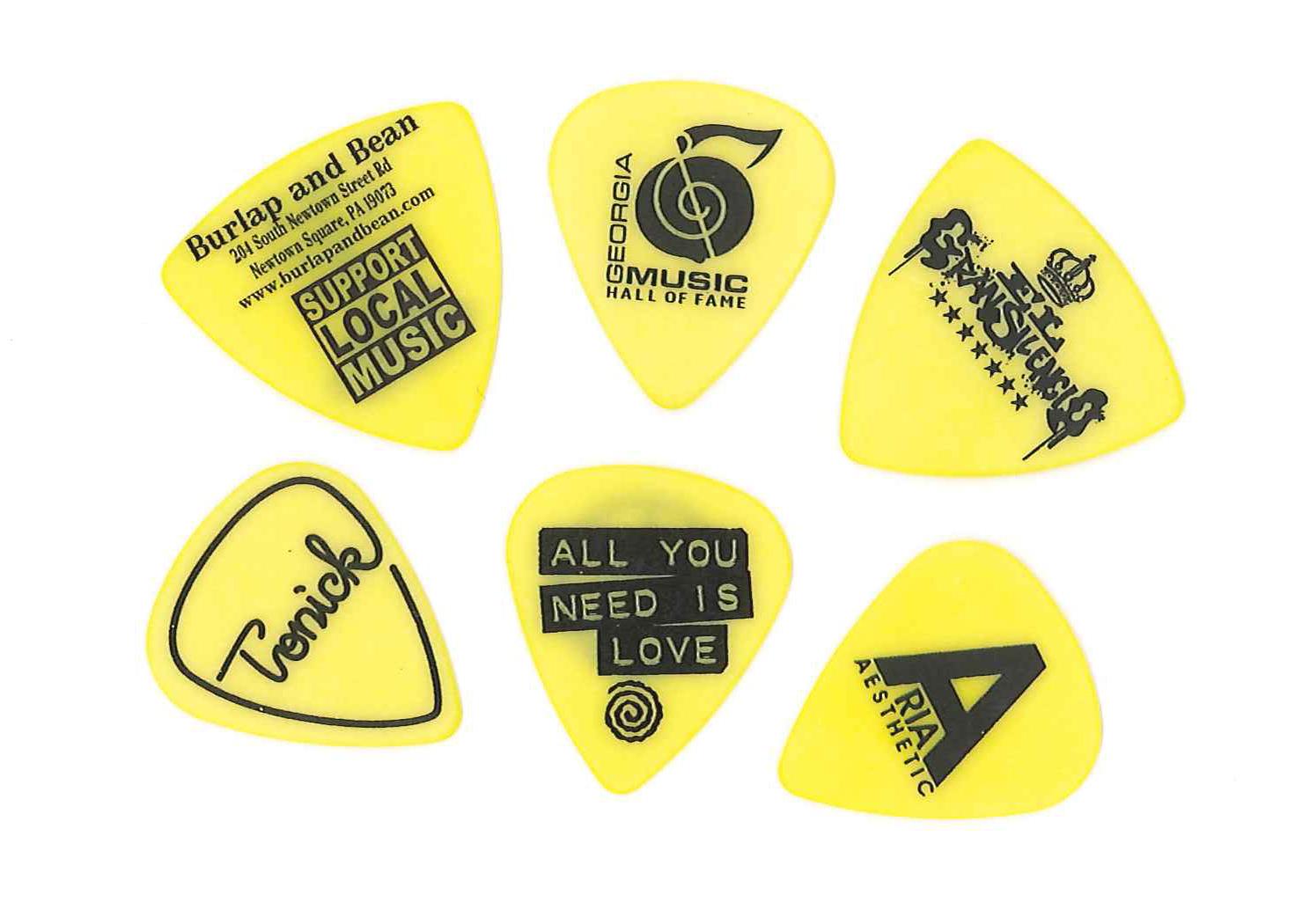 guitar picks | Steve Clayton Official Blog - Part 8