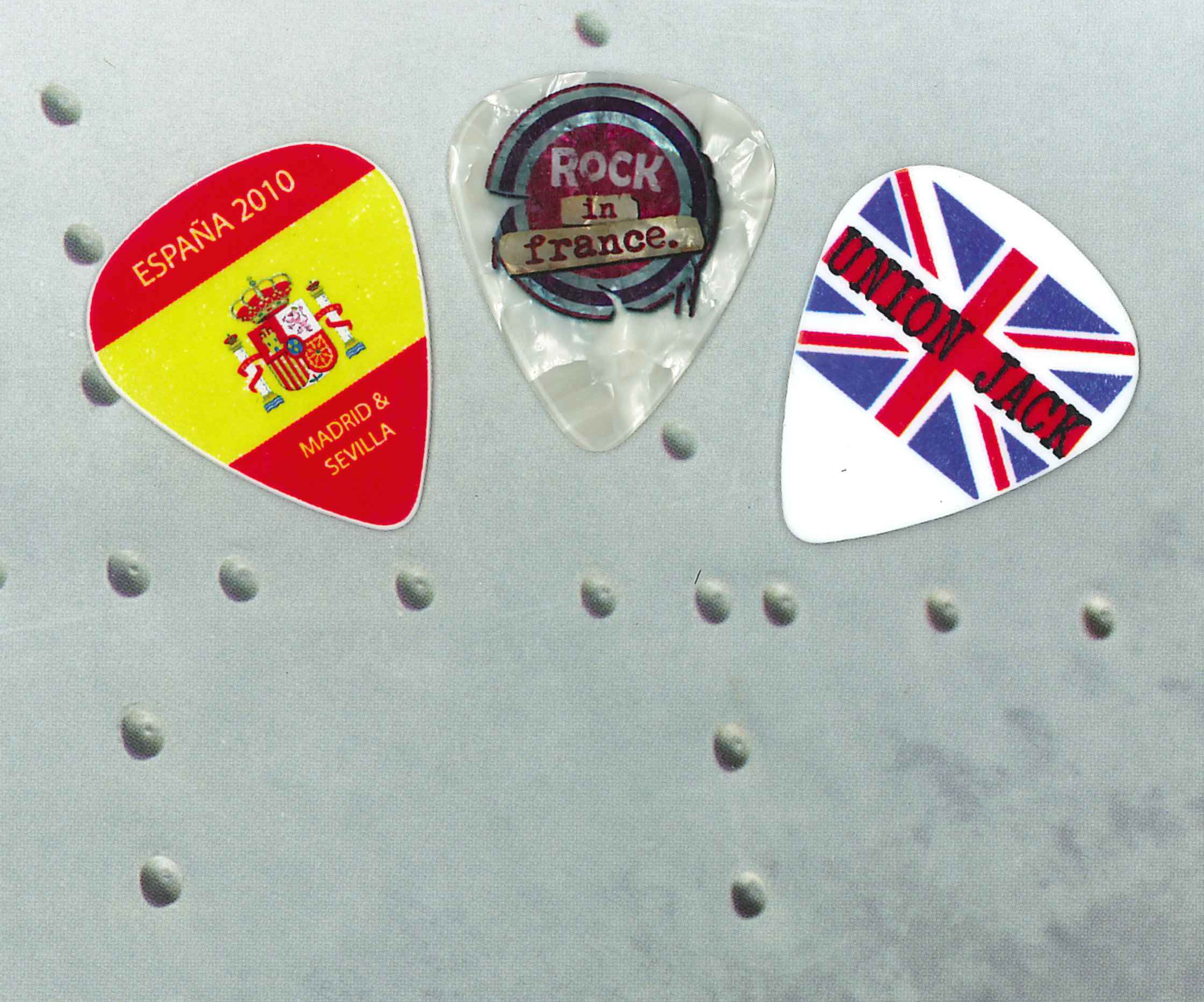 Custom Guitar Picks | Steve Clayton Official Blog - Part 13