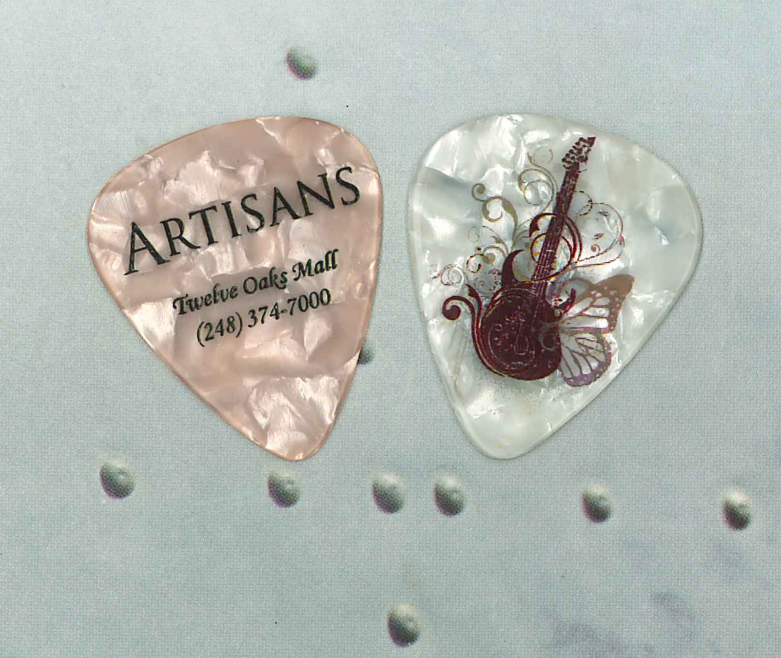 wedding guitar pick | Steve Clayton Official Blog